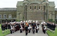 RAF Halton and the Royal Marines